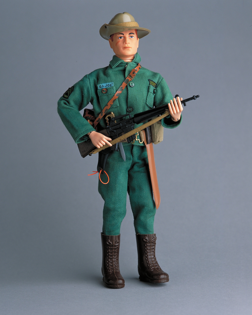 7-GI Joe with Gun Edit