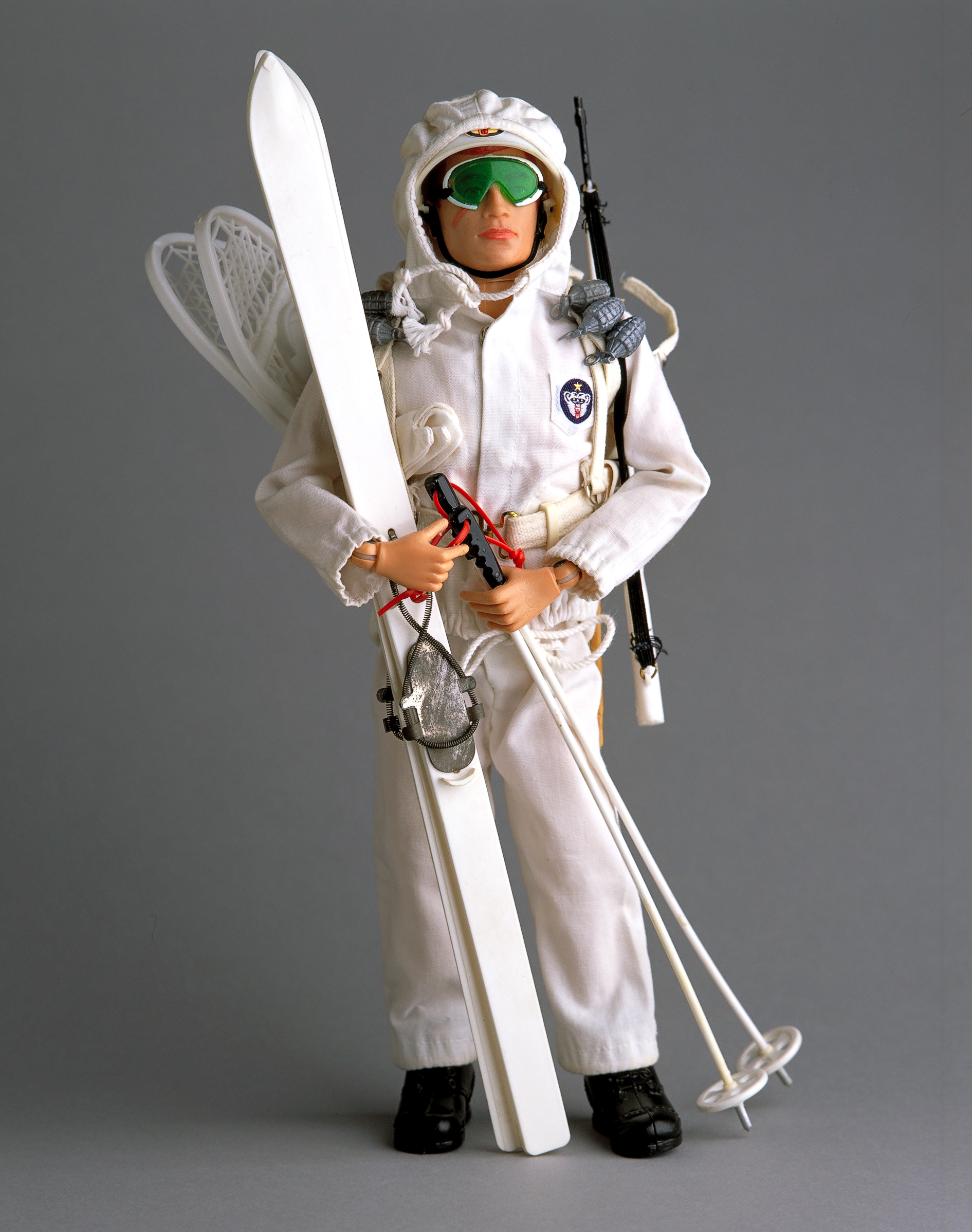 8-Snowman GI Joe Edit